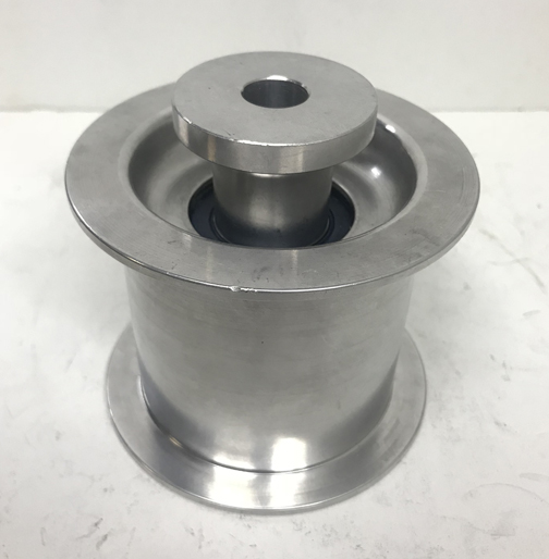 Idler Pulleys and Brackets Preowned